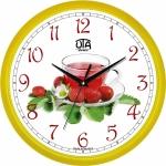 купить Настенные Часы Сlassic Араматный Чай Yellow цена, отзывы