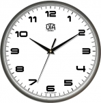 купить Настенные Часы Сlassic Классические Часы Silver цена, отзывы