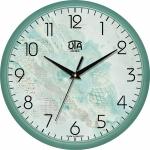 купить Настенные Часы Сlassic Бирюзовые Тона  цена, отзывы