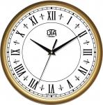 купить Настенные Часы Сlassic Римские Цифры Gold цена, отзывы