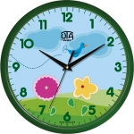 купить Настенные Часы Сlassic Воздушное Настроение Green цена, отзывы