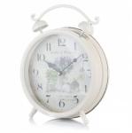 купить Часы Будильник Лаванда 21 см цена, отзывы