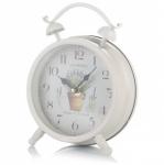 купить Часы Будильник Лаванда 16 см цена, отзывы
