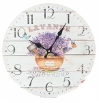 купить Настенные Часы Лаванда цена, отзывы