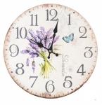 купить Настенные Часы Букет из Лаванды цена, отзывы