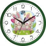 купить Настенные Часы Сlassic Зайка Моя Green цена, отзывы