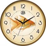 купить Настенные Часы Сlassic Золотая Рыбка Gold цена, отзывы