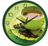 купить Настенные Часы Сlassic Чашка Зеленного Чая  цена, отзывы