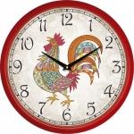 купить Настенные Часы Сlassic Год Петуха цена, отзывы