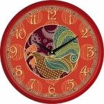 купить Настенные Часы Сlassic Красный Огонь Петуха цена, отзывы