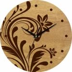 купить Настенные Часы Dream Узоры Цветов цена, отзывы