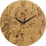 купить Настенные Часы Dream Мир Бабочек цена, отзывы