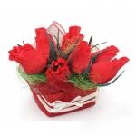 купить Букет из конфет Фламенко цена, отзывы