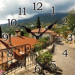 купить Настенные Часы Panorama Большая Ялта цена, отзывы