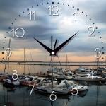 купить Настенные Часы Panorama Одесса, яхты цена, отзывы