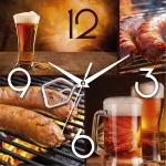 купить Настенные Часы Panorama Баварские Колбаски цена, отзывы