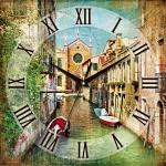купить Настенные Часы Panorama Венеция цена, отзывы