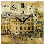 купить Настенные Часы Panorama Дворец Правосудия Париж цена, отзывы