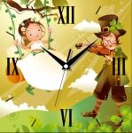 купить Настенные Часы Panorama Волшебная Скрипка цена, отзывы