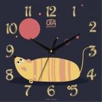 купить Настенные Часы Panorama Темной Ночью цена, отзывы