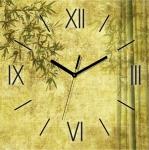 купить Настенные Часы Panorama Бамбук цена, отзывы