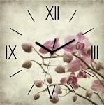 купить Настенные Часы Panorama Орхидея цена, отзывы