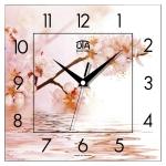 купить Настенные Часы Panorama Ветки Сакуры цена, отзывы