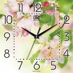 купить Настенные Часы Panorama Цветущая Яблоня цена, отзывы