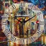 купить Настенные Часы Panorama Осенний Дождь цена, отзывы
