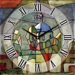 купить Настенные Часы Panorama Украинский Пикассо  цена, отзывы