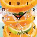 купить Настенные Часы Panorama Фруктовое Настроение цена, отзывы