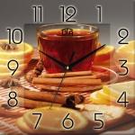 купить Настенные Часы Panorama Чай с Корицей цена, отзывы