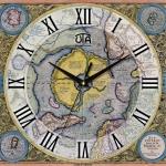 купить Настенные Часы Panorama Антрактида цена, отзывы