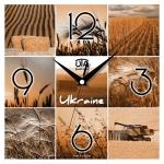 купить Настенные Часы Panorama Украинская Пшеница цена, отзывы