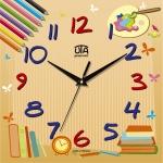 купить Настенные Часы Panorama Карандаши  цена, отзывы