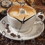 купить Настенные Часы Panorama Ароматный Капучино цена, отзывы