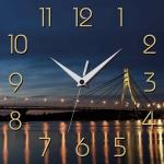 купить Настенные Часы Panorama Московский Мост цена, отзывы
