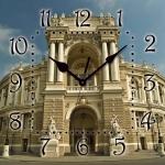 купить Настенные Часы Panorama Одесский Оперный Театр цена, отзывы