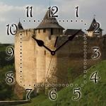купить Настенные Часы Panorama Хотинская Крепость цена, отзывы