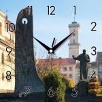 купить Настенные Часы Panorama Памятник Т.Г. Шевченко Львов цена, отзывы