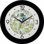 купить Настенные Часы Fashion Весенние настроение цена, отзывы