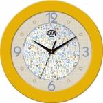 купить Настенные Часы Fashion Яркий Элемент Декора Yellow цена, отзывы