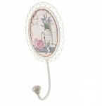купить Настенный крючок-вешалка Роза цена, отзывы