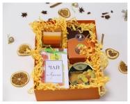 купить Подарочный набор Апельсиновое настроение цена, отзывы