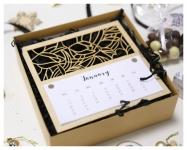 купить Подарочный набор Узорный календарь 12 месяцев цена, отзывы