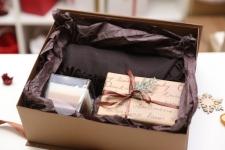 купить Подарочный набор Кашемир Light цена, отзывы