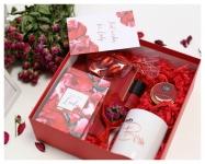 купить Подарочный набор Lady in red цена, отзывы