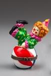 купить Шкатулочка Клоун на мячике (8см) цена, отзывы