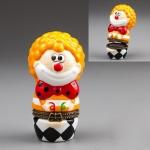 купить Шкатулочка Клоун (8 см) цена, отзывы