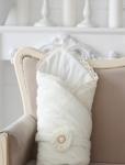купить Вязаный конверт на выписку одеяло Alexa Демисезонный  цена, отзывы
